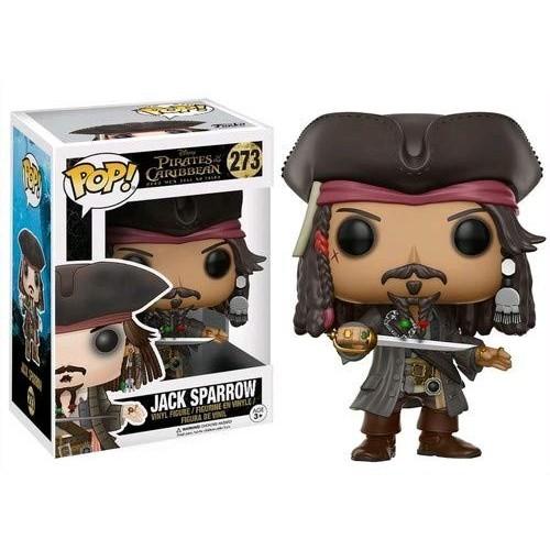 Funko Pop Jack Sparrow di Pirati dei Caraibi