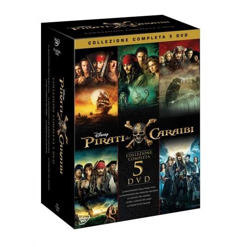 Pirati dei Caraibi 5 DVD