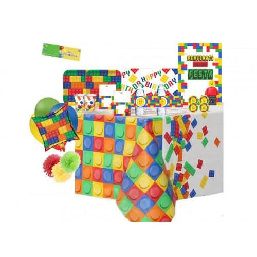 Kit 16 persone Lego