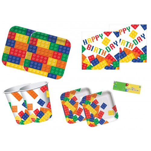 Kit per 8 persone Lego