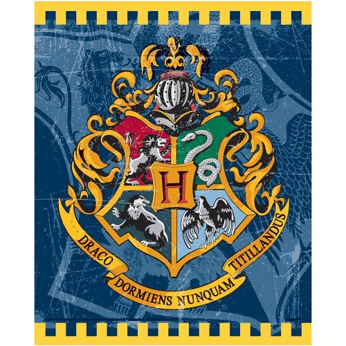 Bustine, sacchettini Harry Potter, 8 pz