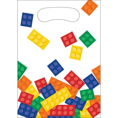 Bustine Lego - Block Party
