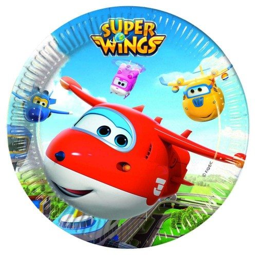Piatti Super Wings
