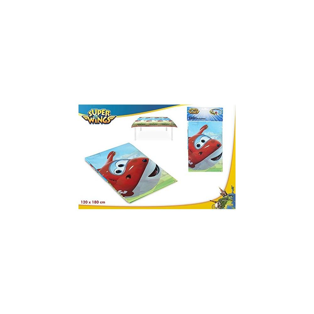 Tovaglia Super Wings 120x180 cm, in plastica
