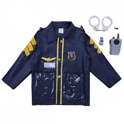 Costume poliziotto bambini