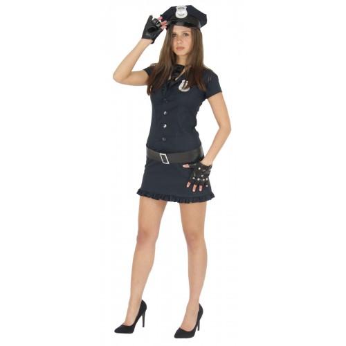 Costume Poliziotta - Detective