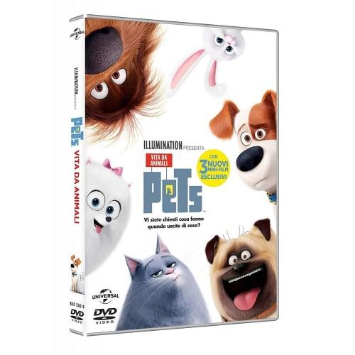 DVD Pets: Vita Da Animali