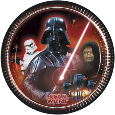 Piatti Star Wars