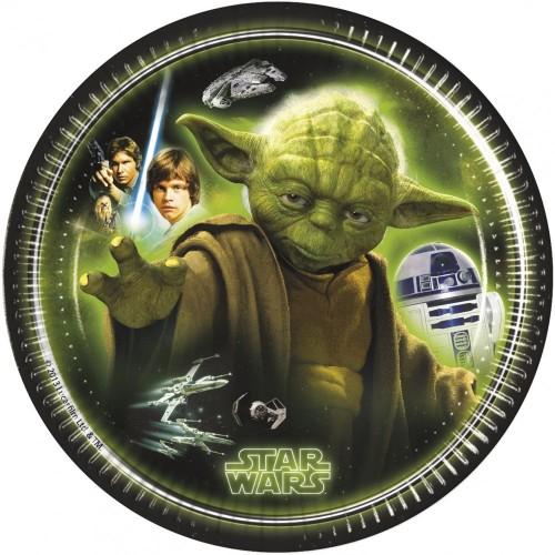 Piatti Maestro Yoda - Star Wars