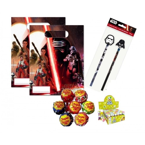 Regalini fine festa Star Wars