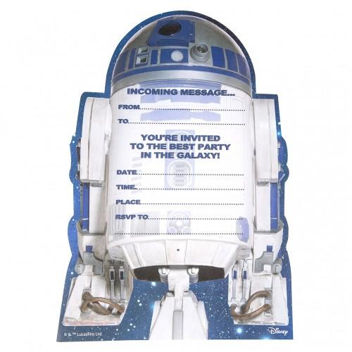 Inviti compleanno Star Wars