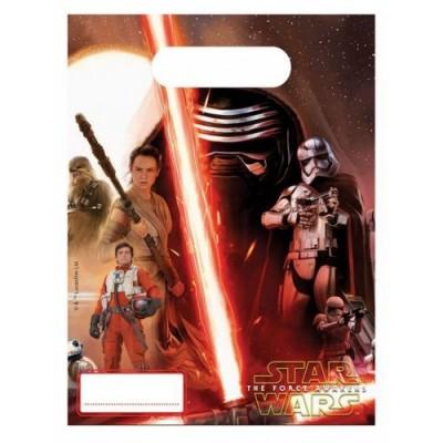 6 bustine Star Wars
