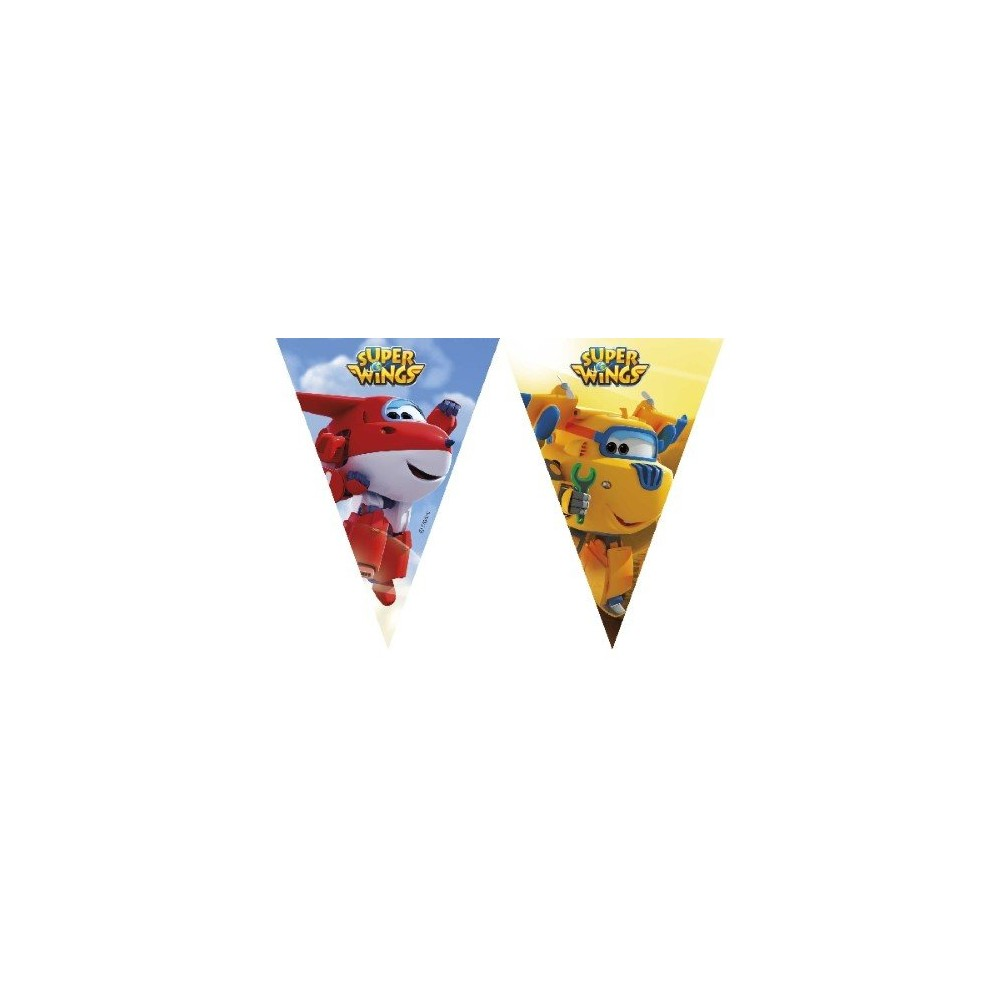 Festone Super Wings