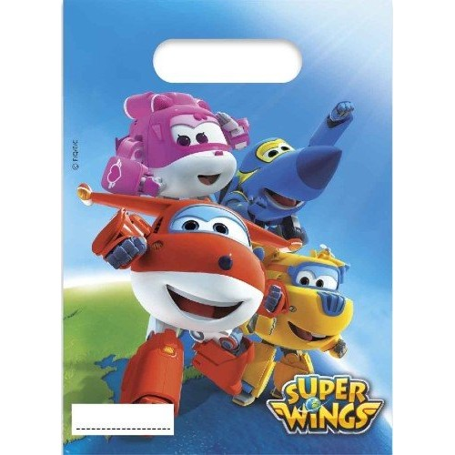 Bustine Super Wings