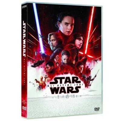 DVD - Star Wars VIII - Gli Ultimi Jedi