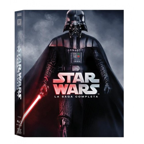 DVD Star Wars - Saga Completa