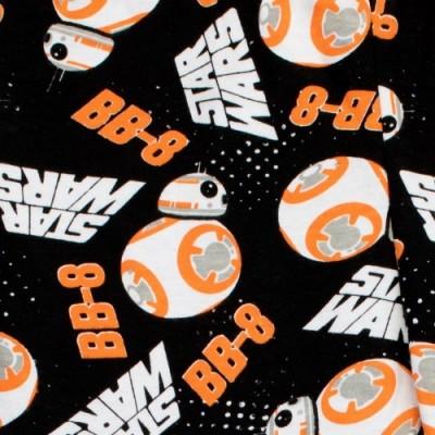 Star Wars - Pigiama a maniche lunga per ragazzi BB8 - 11 - 12 anni