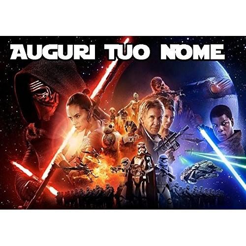 Cialda Personalizzabile Star Wars