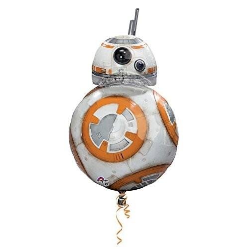 Pallone In Alluminio Bb-8 di Star Wars