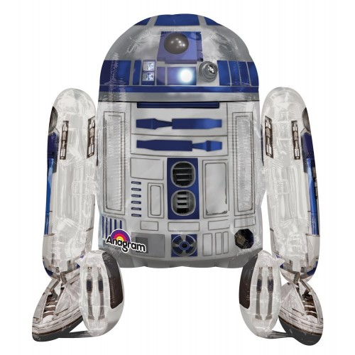 Palloncino R2D2 Air Walker Star Wars