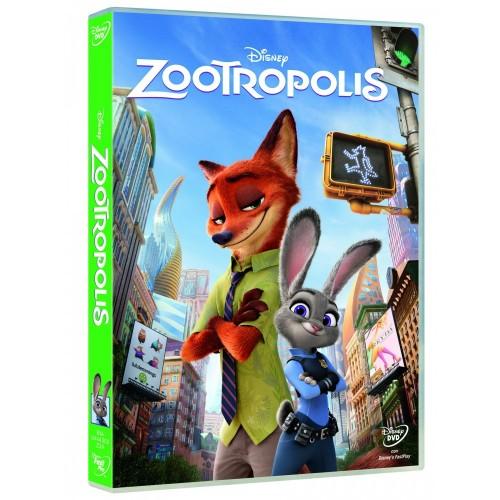 DVD Zootropolis Disney
