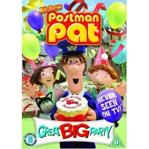 Postman Pat: Great Big Party [Edizione: Regno Unito] [Edizione: Regno Unito]