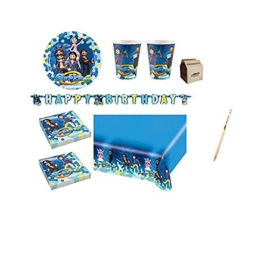 Kit compleanno 24 persone Playmobil