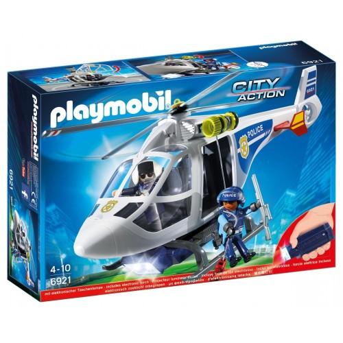 Playmobil - Elicottero della Polizia
