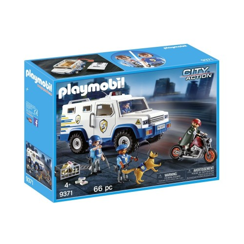Playmobil - Furgone Portavalori
