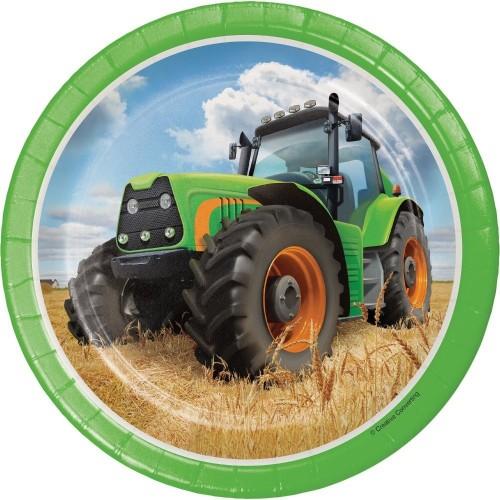 Piatti Trattore - Tractor Party