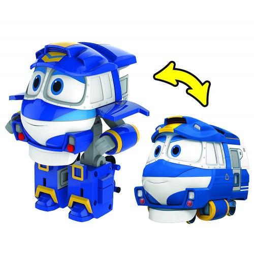 Robot giocattolo Trains - Super Wings, idea regalo