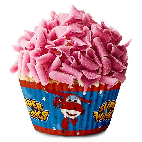 Pirottini Super Wings per cupcake e dolci