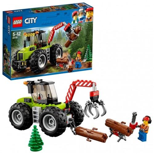 LEGO City - Trattore Forestale
