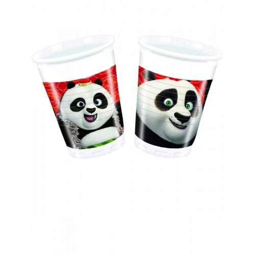 Bicchieri Kung Fu Panda