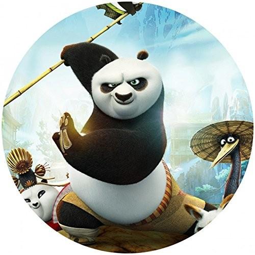 Cialda in ostia Kung Fu Panda