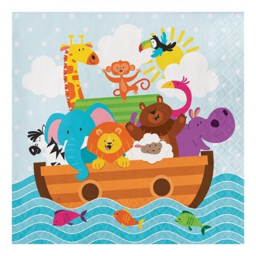 Tovaglioli Arca di Noè