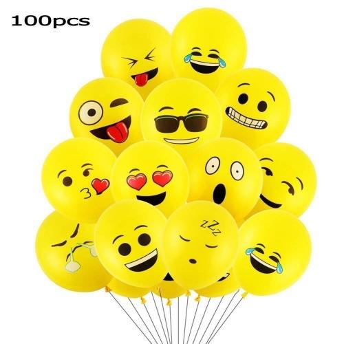 100 PallonciniEmoji Emoticon