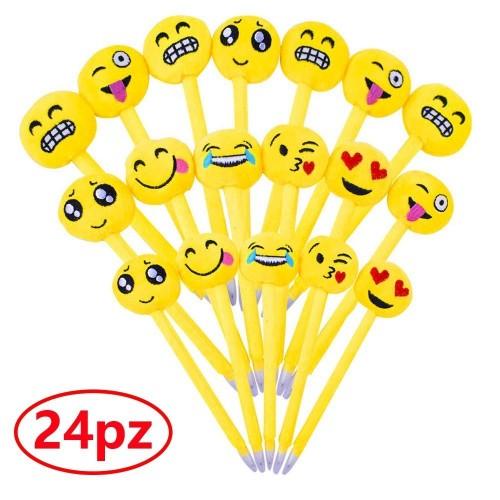 24 Penne a sfera Emoji