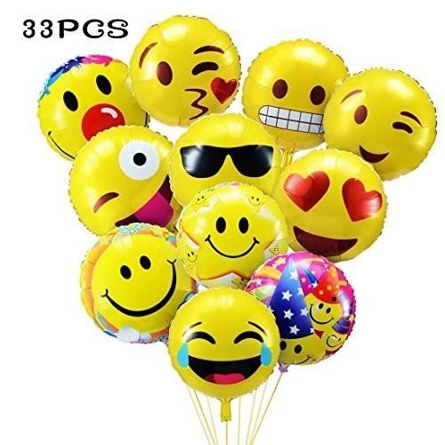 Palloncini foil Emoji Emoticon