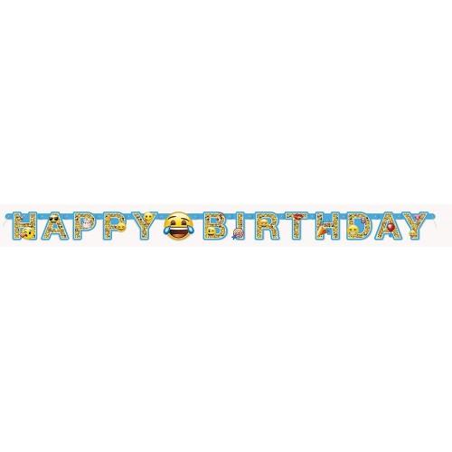 Ghirlada Emoticons - emoji