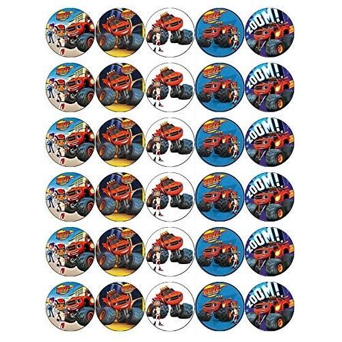 30 Mini cialde di Blaze