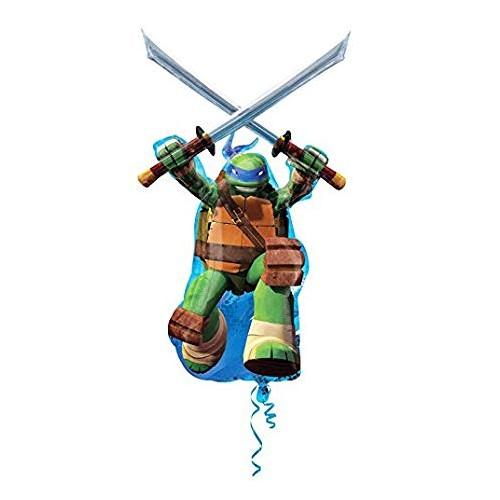 Palloncino supershape Leonardo - Tartarughe Ninja