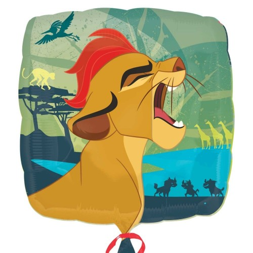Palloncino Il Re Leone - The Lion Guard