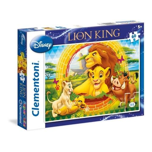 Puzzle Il Re Leone - Clementoni