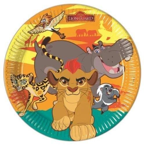 Piatti Il Re Leone - The Lion Guard