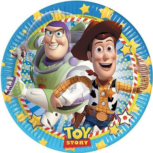 Piatti Toy Story