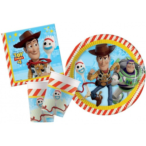 Kit per 24 persone Toy Story