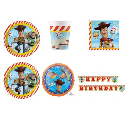 Kit per 40 persone Toy Story