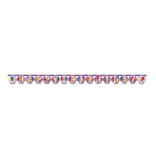Festone compleanno Shimmer e Shine