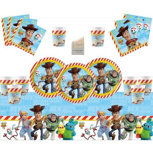 Set per 16 invitati Toy Story 4